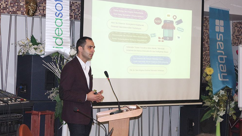 Düzce'de E-Ticaret Konferansı Gerçekleştirildi